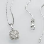 Hvorfor skal du vælge diamantvedhæng i din halskæde?