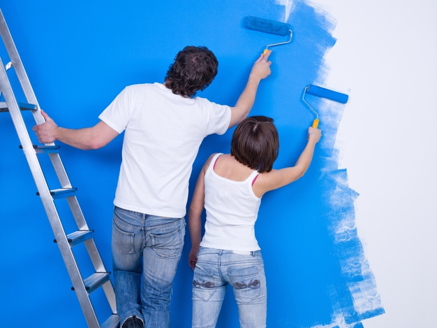 Køb din maling på tilbud næste gang du skal male