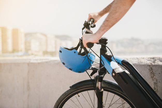 Vær cykel klar til når sneen forsvinder